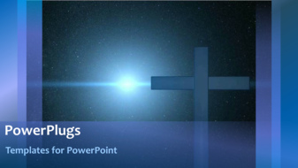 PowerPoint Template - Religious Background